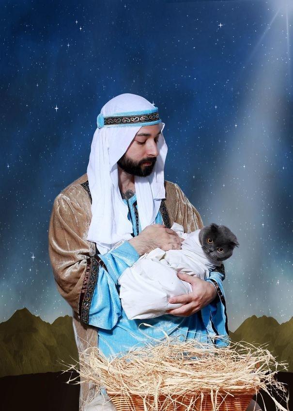 Този Новогодишен хумор разплака социалните мрежи.. Семейни снимки та пръскат.. 57