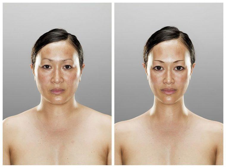 Този експеримент доказва, че като се огледаме в огледалото се виждаме по-красиви от действителността! 9