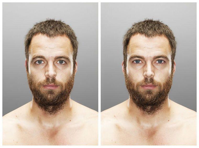 Този експеримент доказва, че като се огледаме в огледалото се виждаме по-красиви от действителността! 10