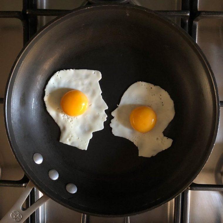 Няма да повярваш какво прави тази жена с тиган и няколко яйца.. Резултатите УОУ 13