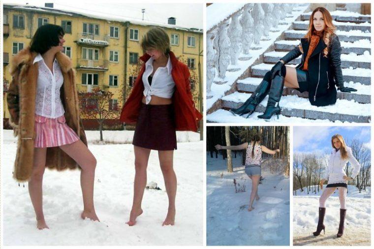 Какво ли не правят жените за една снимка в социалните мрежи.. 55