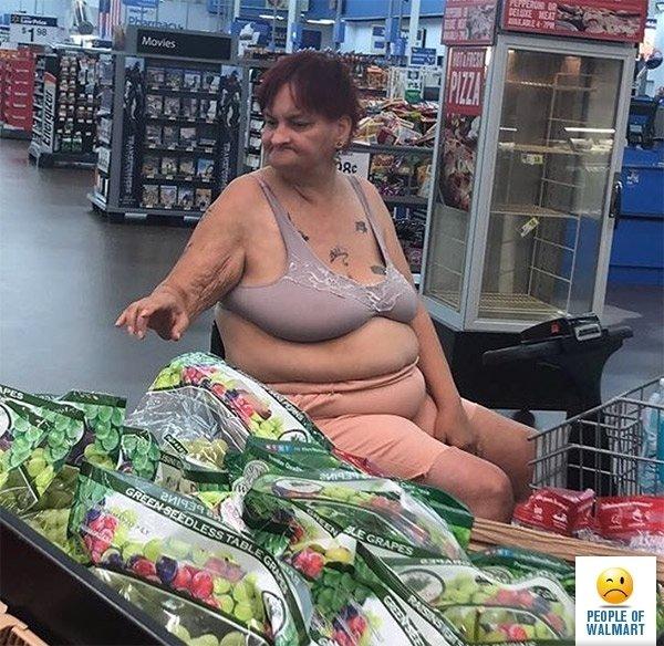 Реших да отида да си напазарувам в супермаркета и няма да повярваш на какви хора се натъкнах.. ШОК! 36