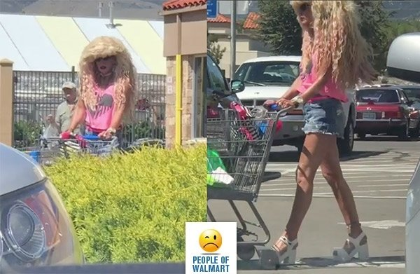 Реших да отида да си напазарувам в супермаркета и няма да повярваш на какви хора се натъкнах.. ШОК! 61