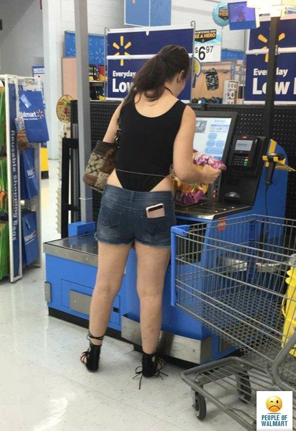 Реших да отида да си напазарувам в супермаркета и няма да повярваш на какви хора се натъкнах.. ШОК! 63