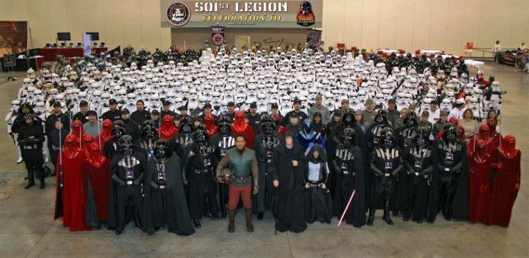 Тези хора са истински фенове на Междузвездни Войни.. Дали не прекалиха обаче.. 58