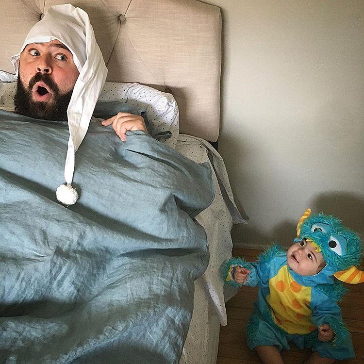 Този баща направи детето си най-щастливо на земята.. виж снимките и историята им 10