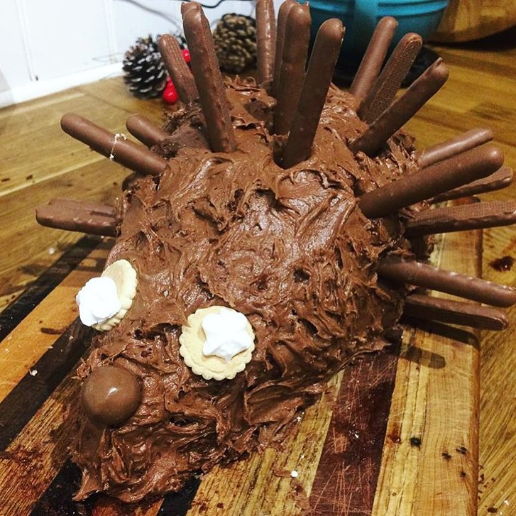 Шокиращи торти, на които вкусът им май е доста по-добър, отколкото вида 70