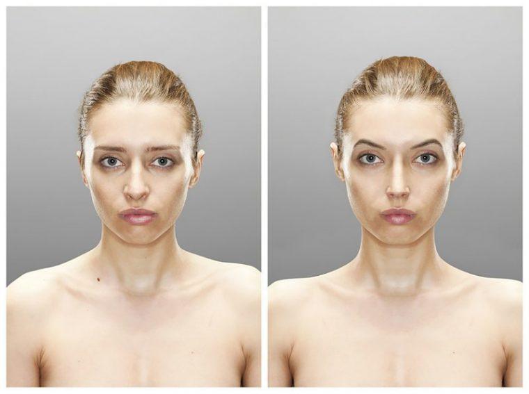 Този експеримент доказва, че като се огледаме в огледалото се виждаме по-красиви от действителността! 13