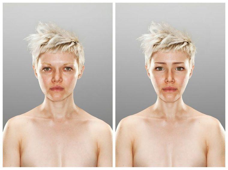 Този експеримент доказва, че като се огледаме в огледалото се виждаме по-красиви от действителността! 12