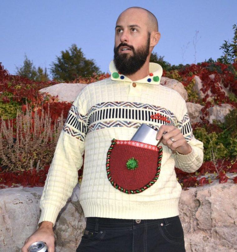 Тези хора решиха да си вземат коледни пуловери.. Дали не сгрешиха с избора си? 58