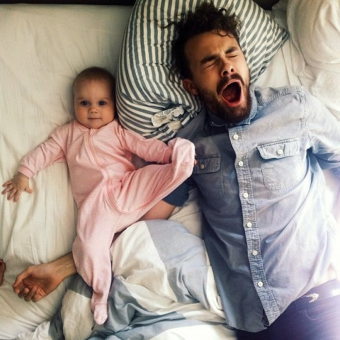 Ако си решил да ставаш баща, прочети тази статия! Виж какво ще наследи от теб детето ти! 35