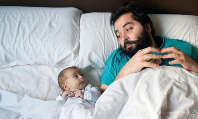 Ако си решил да ставаш баща, прочети тази статия! Виж какво ще наследи от теб детето ти! 34