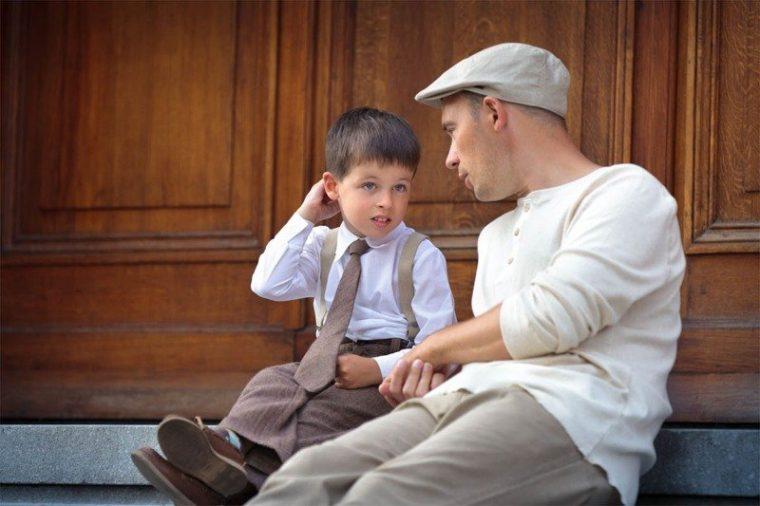 Ако си решил да ставаш баща, прочети тази статия! Виж какво ще наследи от теб детето ти! 38