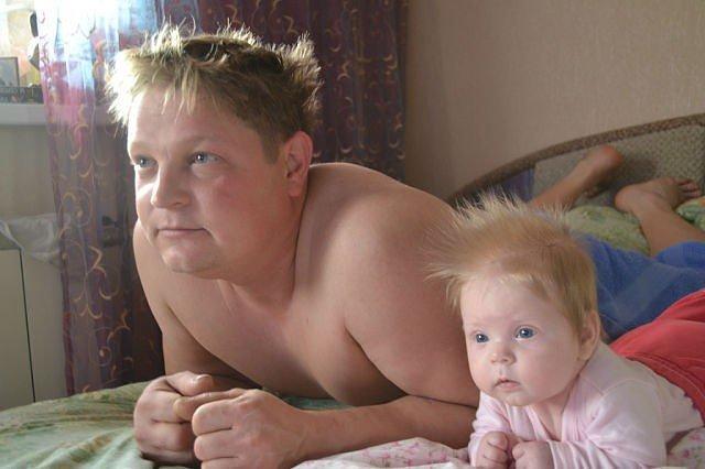 Ако си решил да ставаш баща, прочети тази статия! Виж какво ще наследи от теб детето ти! 8