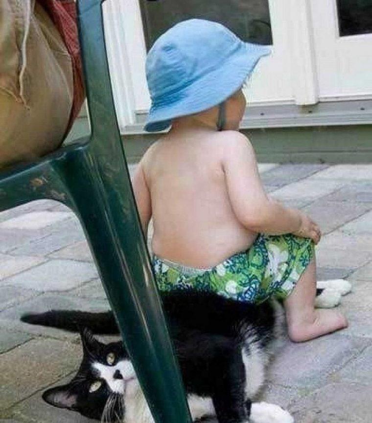 За тези деца търпението на животните е просто един огромен мираж, горките животни 64