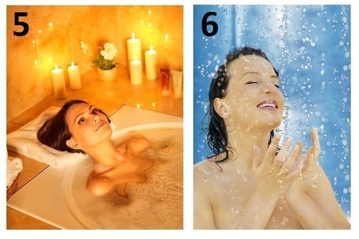 Кое е по-добре да вземем: Вана или душ? Вижте предимствата и недостатъците 56