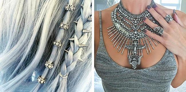 7 Начина да добавиш метален блясък към облеклото ти и да изглеждаш зашеметяващо! 57