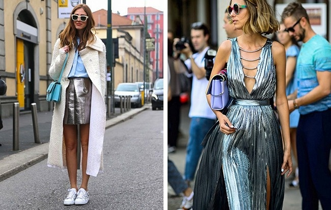 7 Начина да добавиш метален блясък към облеклото ти и да изглеждаш зашеметяващо! 59