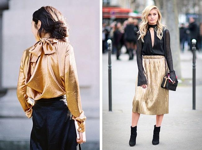 7 Начина да добавиш метален блясък към облеклото ти и да изглеждаш зашеметяващо! 60