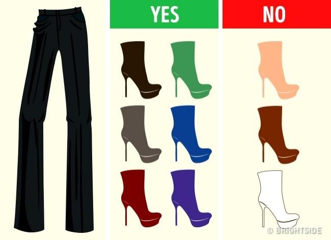 Как да съчетаеш перфектно обувките си с всякакъв вид облекло? Разбери тук 10