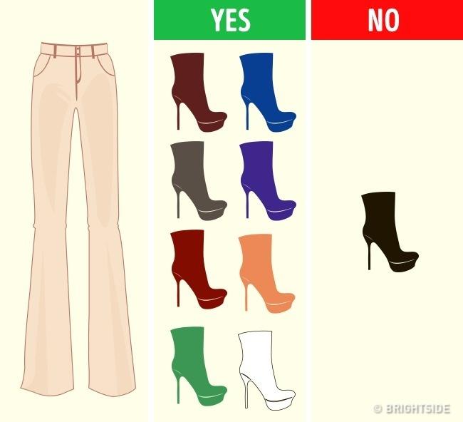 Как да съчетаеш перфектно обувките си с всякакъв вид облекло? Разбери тук 11