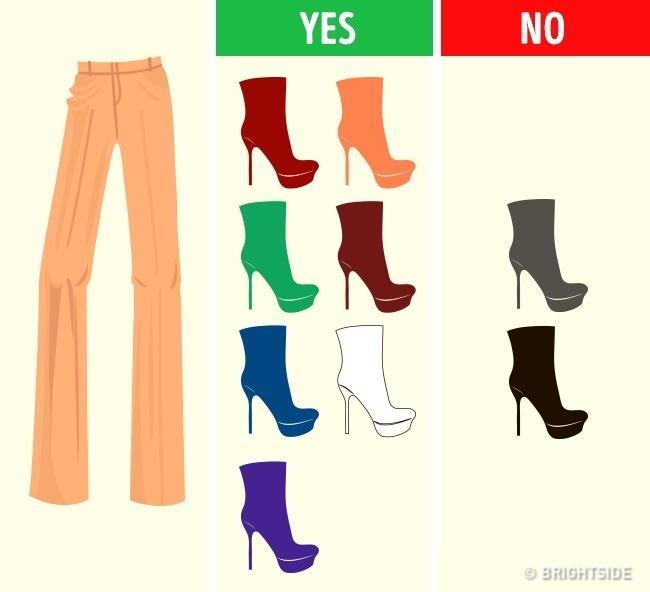 Как да съчетаеш перфектно обувките си с всякакъв вид облекло? Разбери тук 12