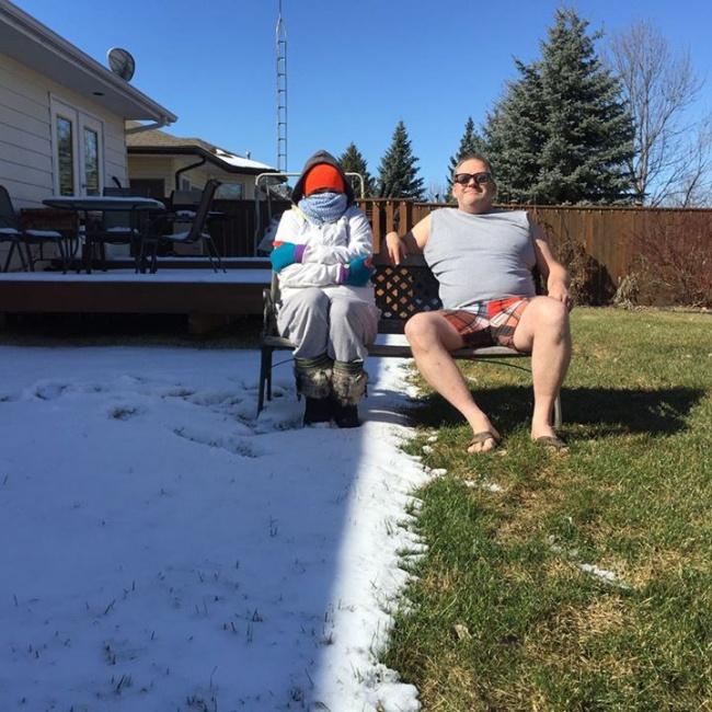 Тези 20 Снимки показват през какво нещо трябва да мине всеки един Канадец.. Съвсем различен живот от 58