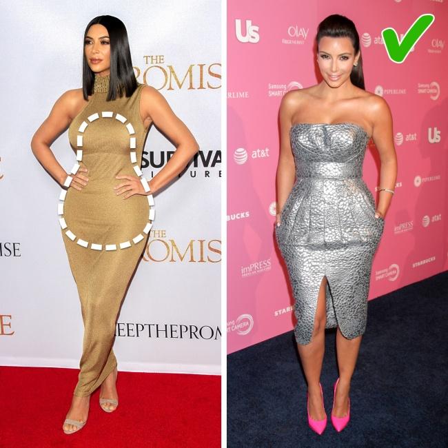 8 Експертни съвета за намиране на перфектната рокля за твоята форма на тялото! 12