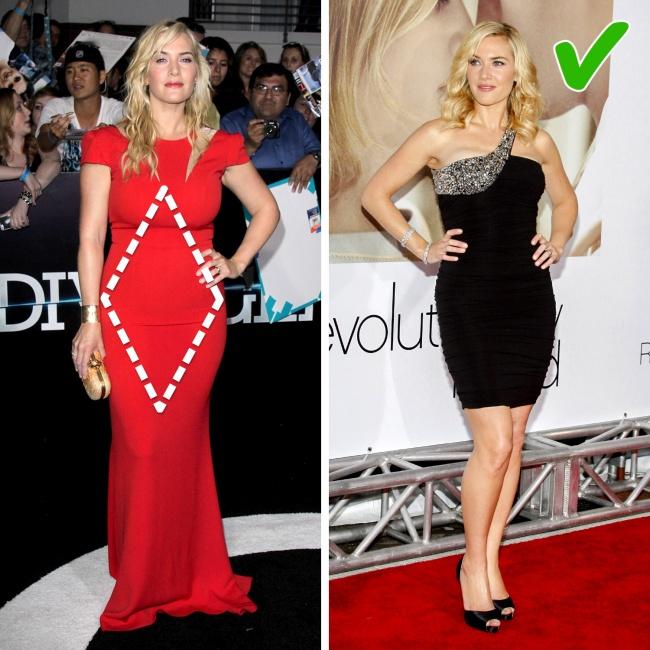 8 Експертни съвета за намиране на перфектната рокля за твоята форма на тялото! 15