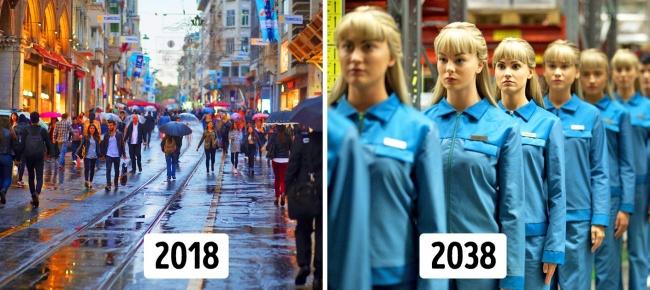 Виж как ще се промени светът до 2099г.! Този Футуролог е познал 86% от случаите! Стряскащо 59
