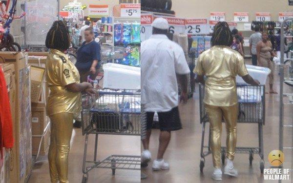 Рискувах живота си за да снимам тези хора в магазина! Няма да повярваш какви хора пазаруват 56