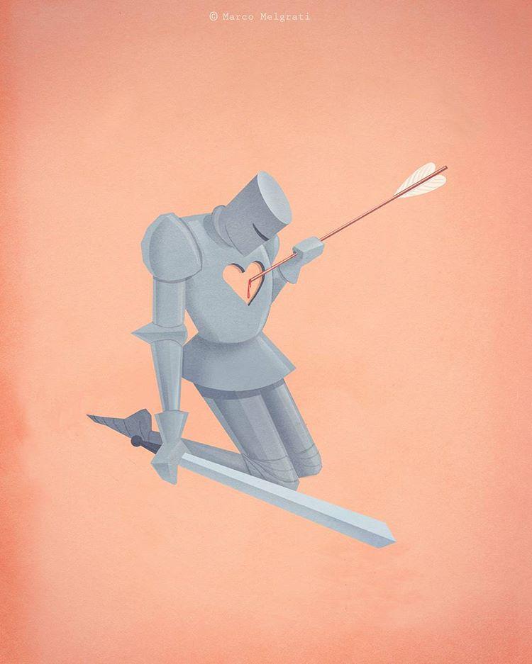 18 Илюстрации изобразяващи пороците на съвременното общество! 11