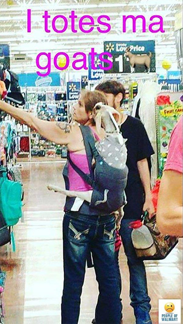 Рискувах живота си за да снимам тези хора в магазина! Няма да повярваш какви хора пазаруват 61