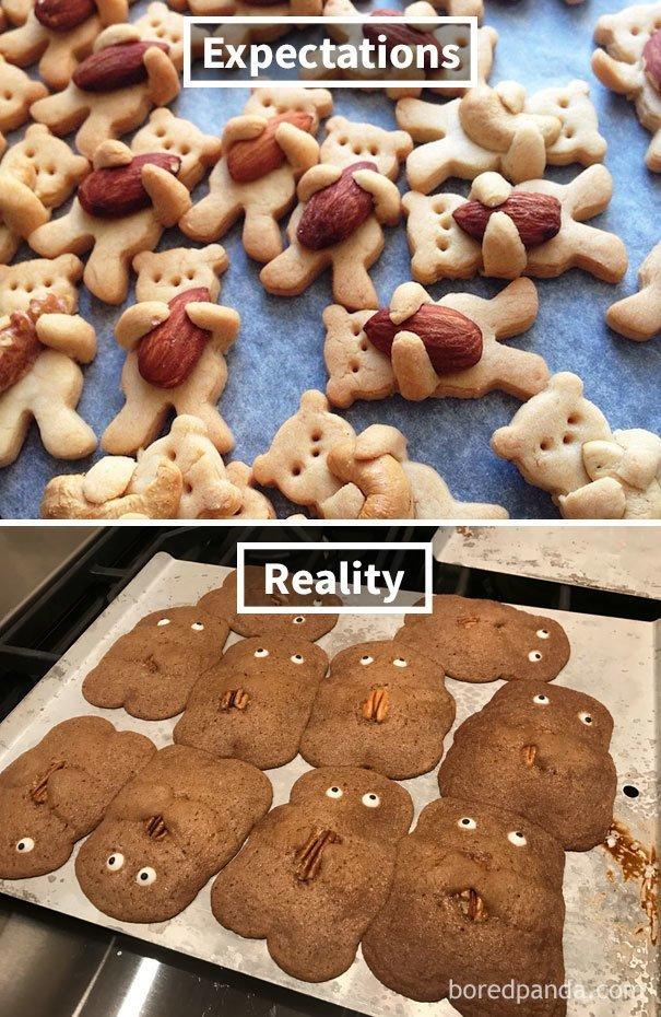 Кулинарни неволи.. Очаквания и реалност в кухнята 54