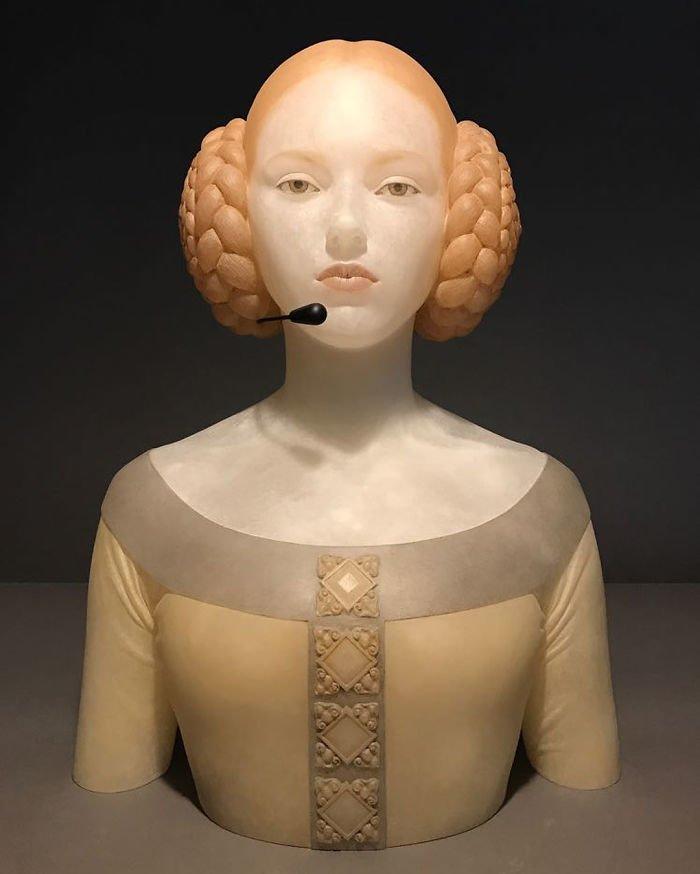 Така биха изглеждали по модерен начин скулптурите от Ренесанса! Шокиращо 58
