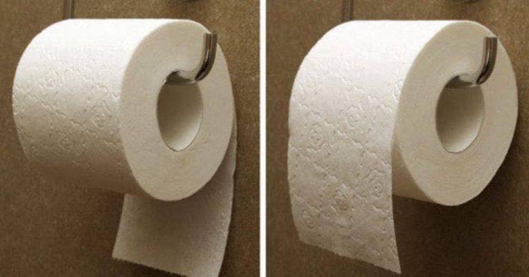 Няма да повярваш какво разкрива тоалетната хартия за характера на човека! 34