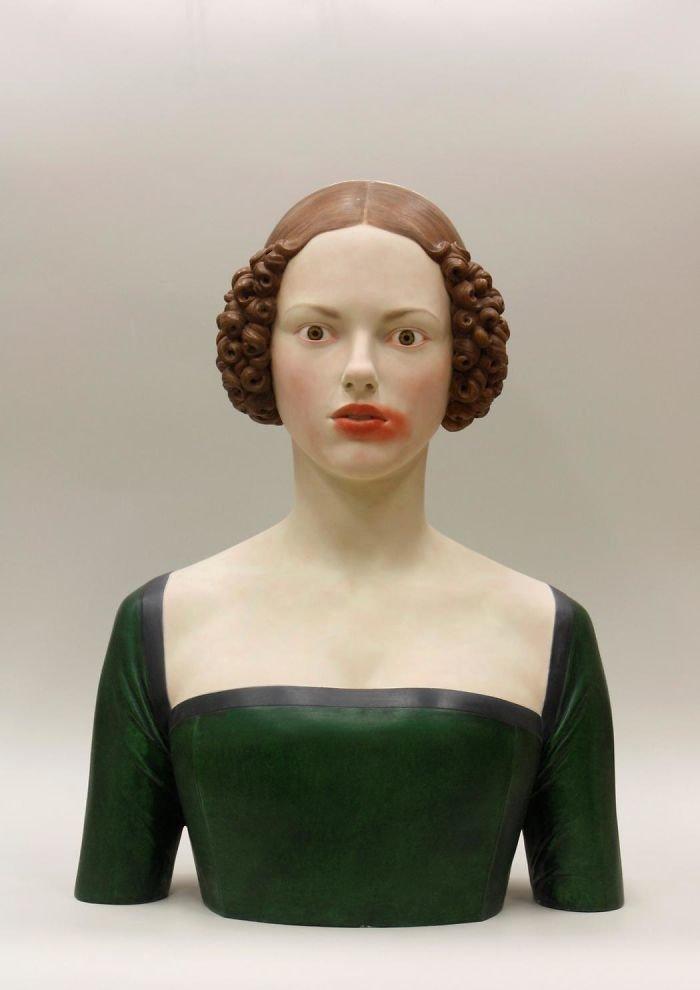 Така биха изглеждали по модерен начин скулптурите от Ренесанса! Шокиращо 60