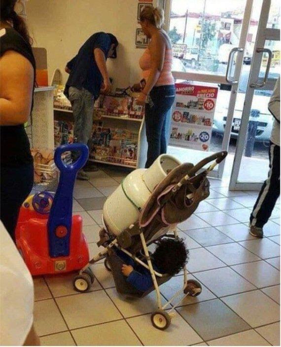 Тези бащи получават едноименно титлата - БАЩА НА ГОДИНАТА! 100% Смях! 8