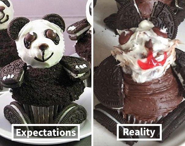 Кулинарни неволи.. Очаквания и реалност в кухнята 60