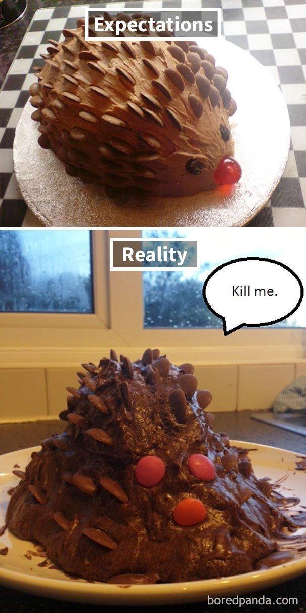 Кулинарни неволи.. Очаквания и реалност в кухнята 61