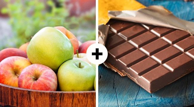 Съчетай тези 20 храни и ще изпиташ максимална доза удоволствие.. Мммм Наслада за небцето.. 10