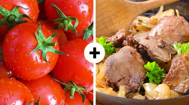 Съчетай тези 20 храни и ще изпиташ максимална доза удоволствие.. Мммм Наслада за небцето.. 13