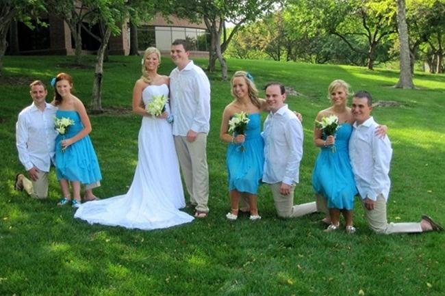 Когато сватбените фотографи уловят нещо, което не е трябвало.... 61