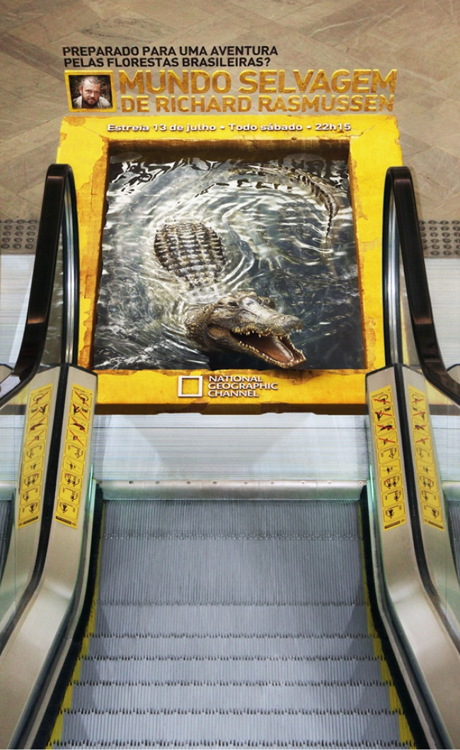 Това са най-яките 20 ескалатора, които можеш да видиш на света! Уникално 9