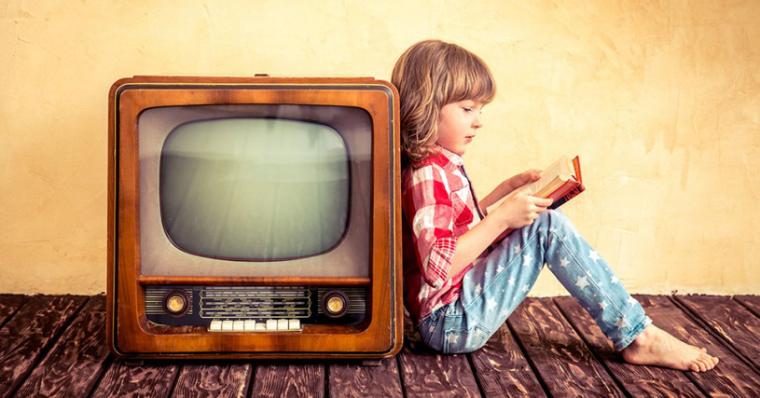 Направихме 7 дневен експеримент с телевизор и едно дете.. Резултатите надминаха очакванията.. 58