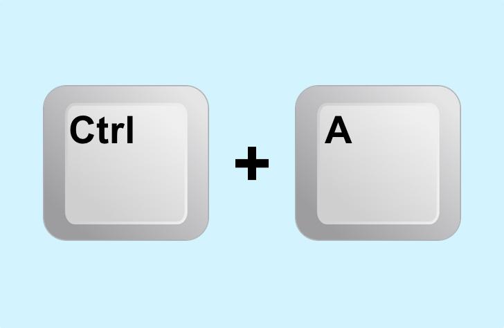 Ако не знаеш тези клавишни комбинации, губиш много от времето си! 8