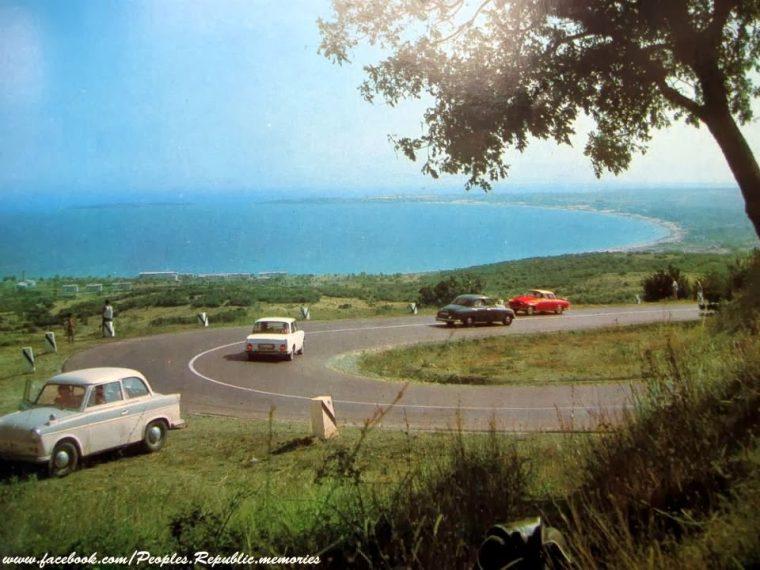 Така изглеждаше Слънчев бряг от 60-те.. Без бетон и само с Българи.. 58