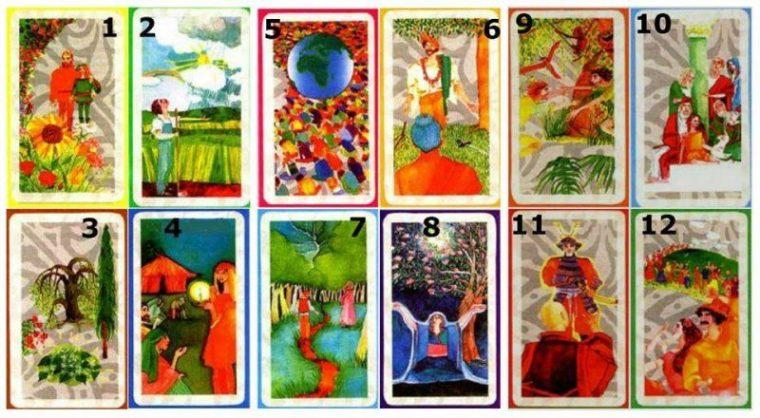 Избери една от 12-те карти на мъдреца Ошо и виж какво ще ти каже той! 8