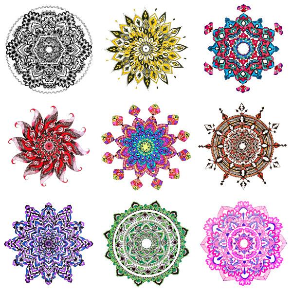 Избери един от 9-те свещени кръга и той ще отговори на всичките ти въпроси! 8