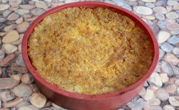 """Ябълковият пай """"Три чаши"""" е толкова вкусен, а се приготвя лесно и мигновено! 8"""